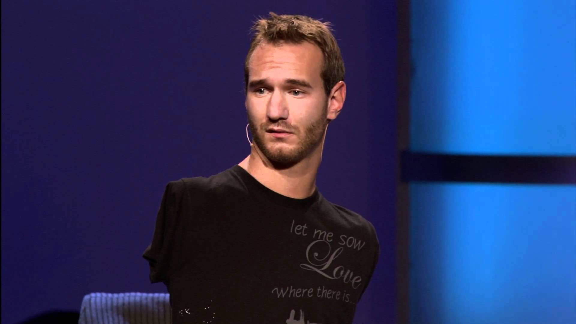 Inspirational Nick Vujicic Quotes