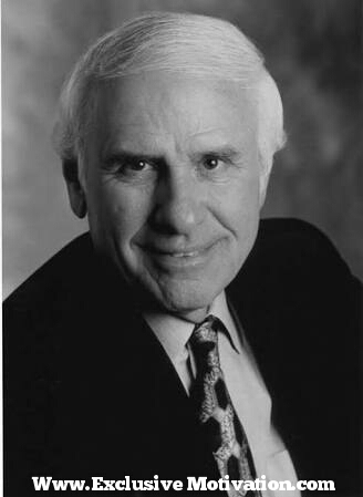 10 Great Quotes by Jim Rohn