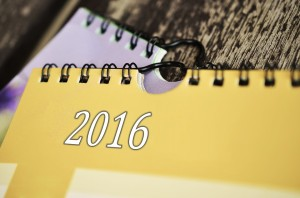 Planning Your Year 2016