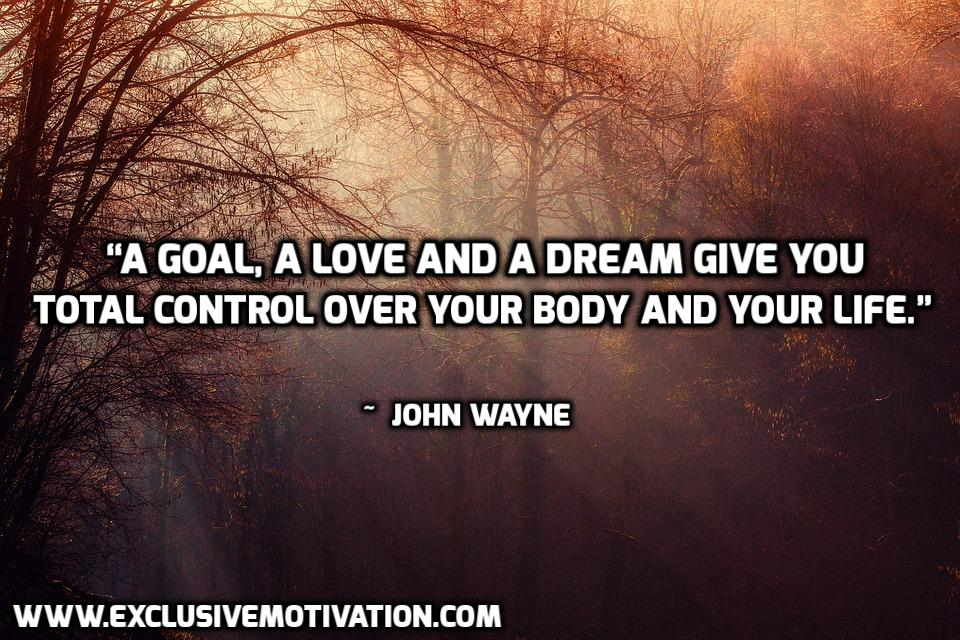 John Wayne Picture Quotes