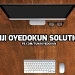 Tunji Oyedokun