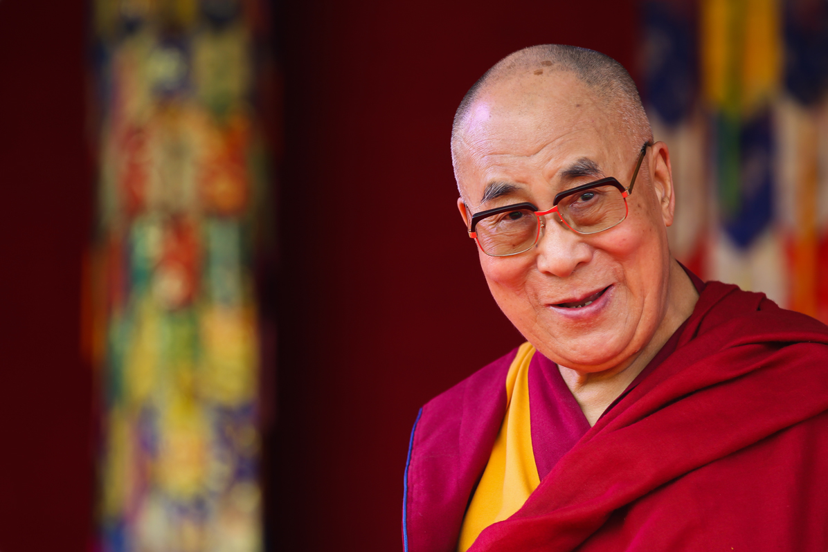 Dalai Lama's 15 Rules for Living