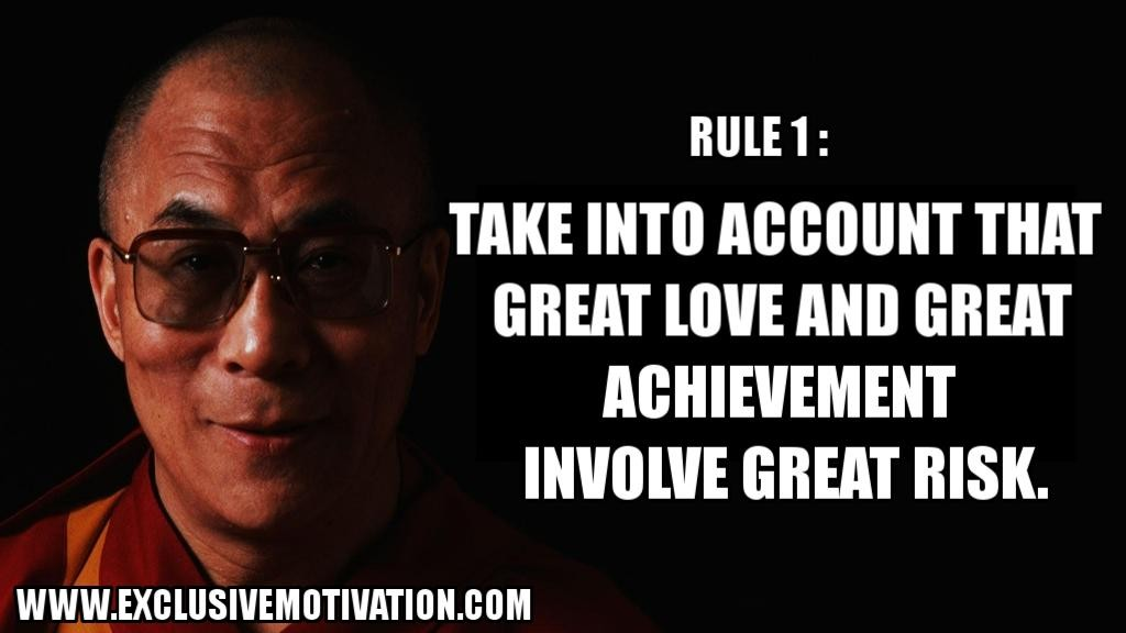 Dalai Lama 15 Rules for Living