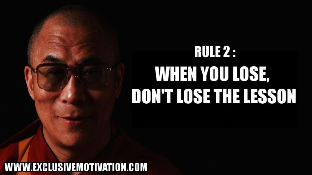 Dalai Lama's 15 Rules for Living