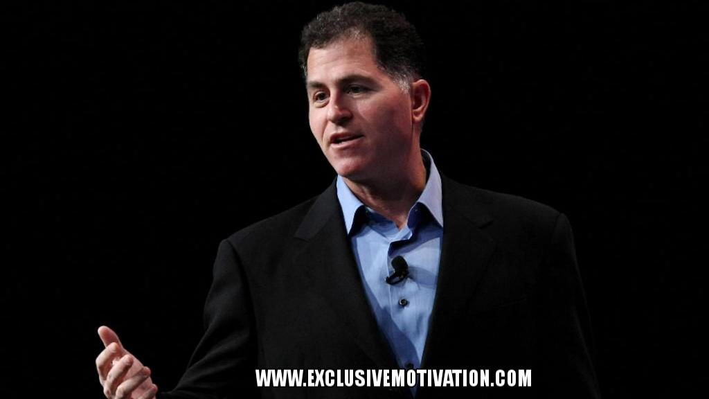 20 Inspiring Michael Dell Quotes