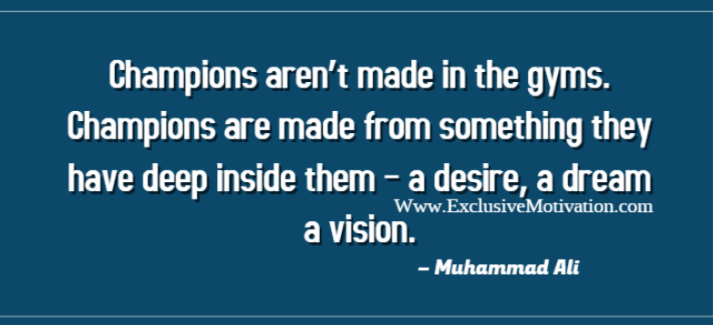 Top 15 Muhammad Ali Picture Quotes