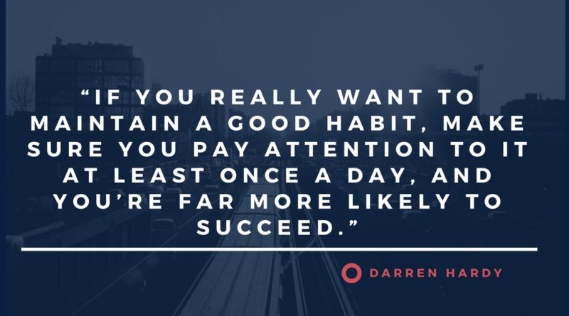Darren Hardy Quotes