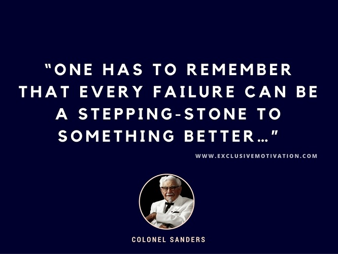 Top 25 Quotes By Colonel Sanders: Inspiring Colonel Sanders Quotes