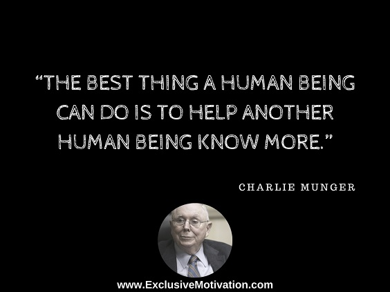 Charlie Munger Quotes
