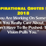 Motivational And Inspirational Quotes For 2018