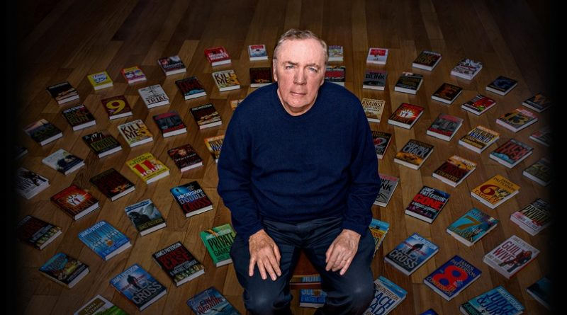 James Patterson Quotes