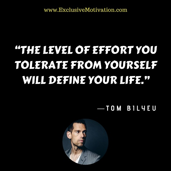 34 Inspirational Tom Bilyeu Quotes