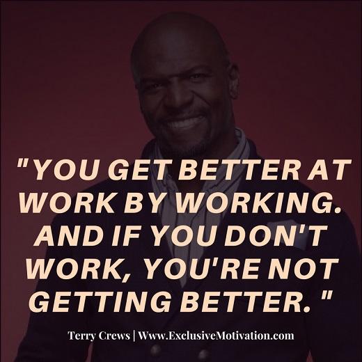 Terry Crews Quotes