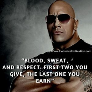 Dwayne Johnson Success Story