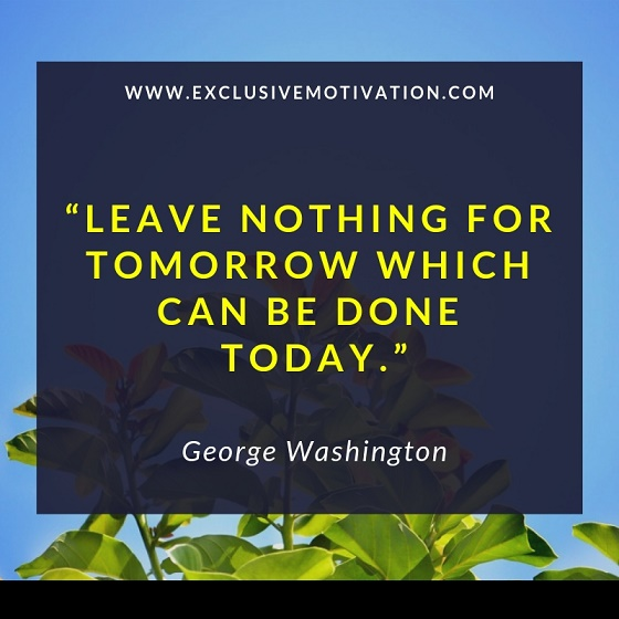 Inspiring George Washington Quotes
